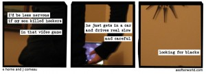 A Softer World: GTA