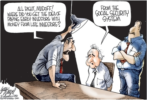 Madoff confiesa de dónde le llega la inspiración