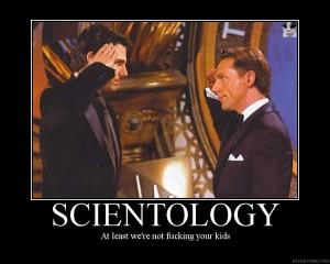 Scientology / Cienciología: al menos no nos cogemos a tus hijos